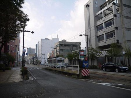 電停「桜橋」
