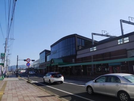 JR武雄温泉駅(北口)