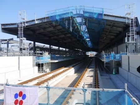 新幹線工事(3)