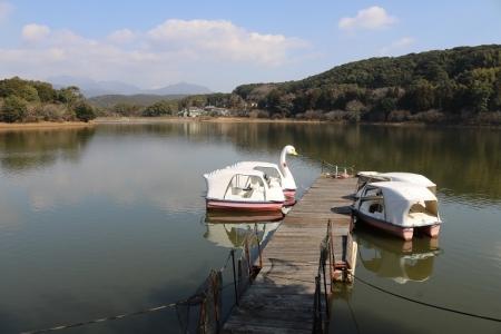 諏訪の池(1)