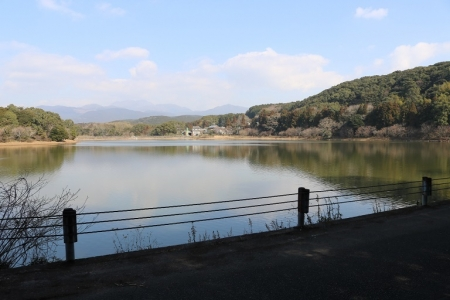 諏訪の池(2)