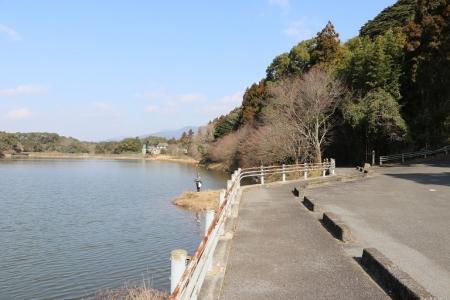 諏訪の池(5)