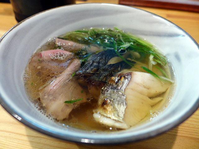 彩哲@04サワラの塩つけ麺 3