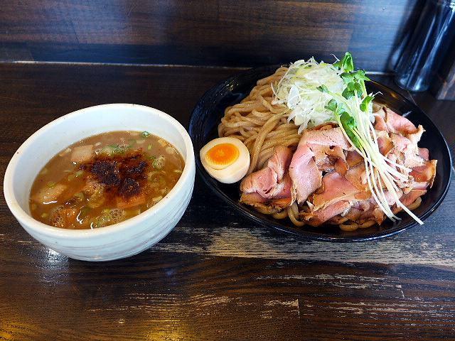 自己流ラーメン 綿麺@104つけ麺(大) その5 1