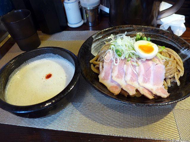 かしや@59つけ麺(並) その9 1