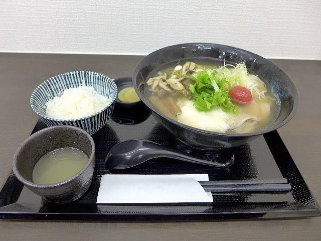 中華そば 丸昌@08大阪出汁つけ麺 温 1