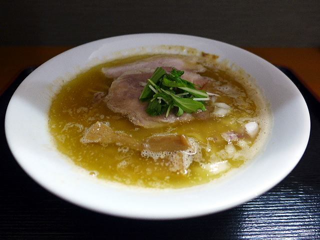 麺や なないち@04鶏豚魚パイタン 1