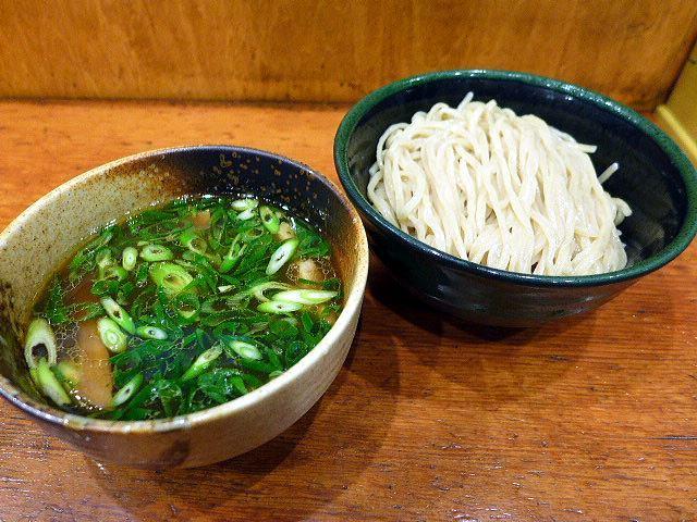 Clutch Hitter@01醤油つけ麺 1
