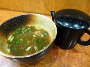 Clutch Hitter@01醤油つけ麺 4