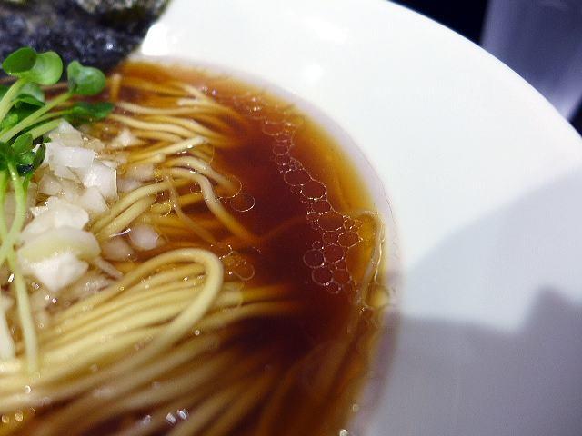 中華そば 鍾馗 東三国店@02鰹醤油そば 2