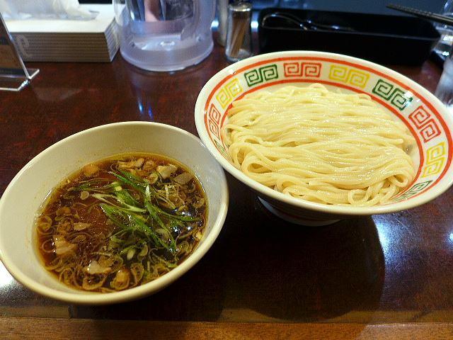 らぁめん しゅき@04醤油つけ麺 1