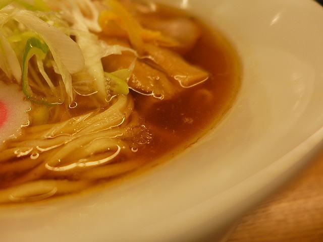 麺や 小とり@01小とりそば(醤油) 2