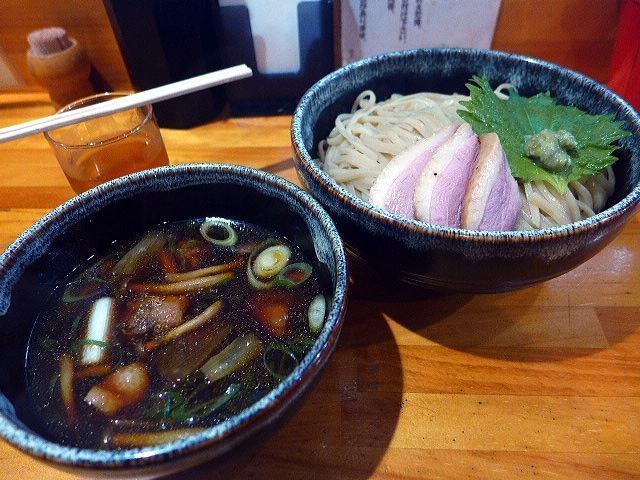麺野郎@06鴨蒸篭風つけ麺(麺400g) 1