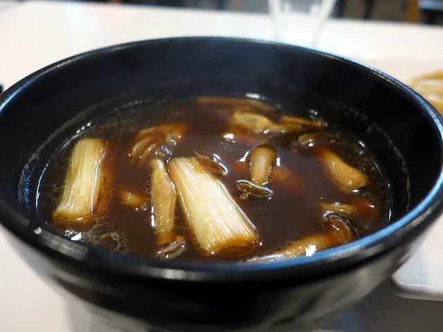 ラーメン哲史@04牡蠣蒸篭風つけ麺300g 3