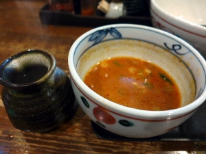 麺乃家@05ひやあつ十六番(みそ) 4