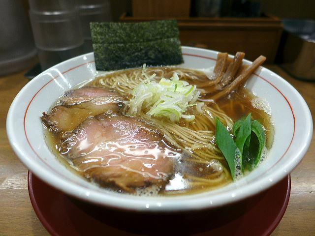 麺処 えぐち@05中華そばあぶり豚丼セット 1