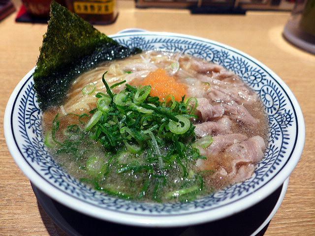 丸源ラーメン 河内天美店@01からあげ餃子セット 1