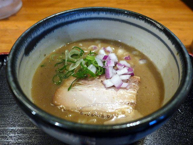 らぁ麺 めん恋@01濃厚煮干しらぁ麺 1