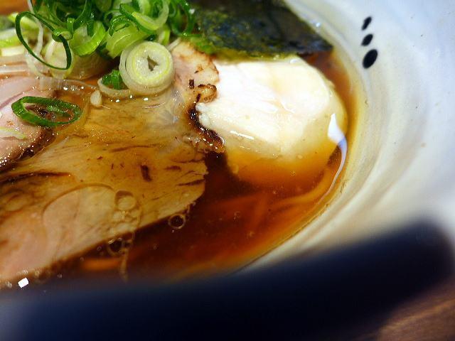 みなみ食堂@01鶏醤油らぁめん 2