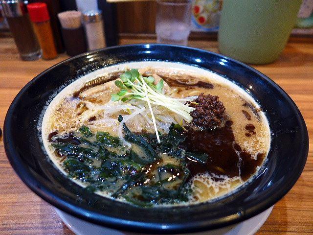 麺屋 楼蘭@03焦がし味噌ラーメン 1