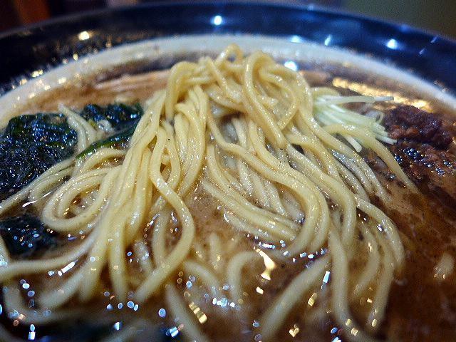 麺屋 楼蘭@03焦がし味噌ラーメン 3