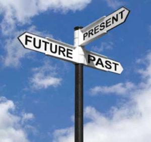 未来と過去