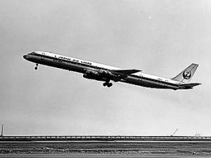 DC8-61型機