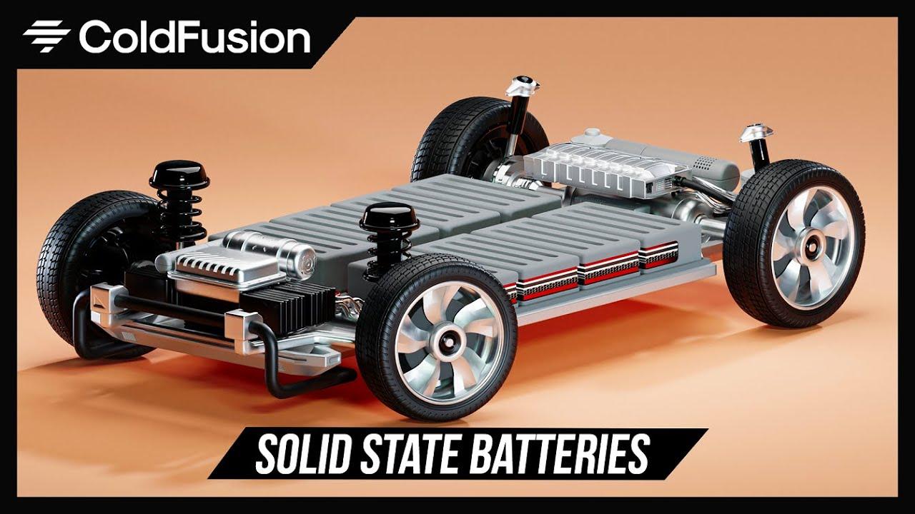 トヨタ全固体電池