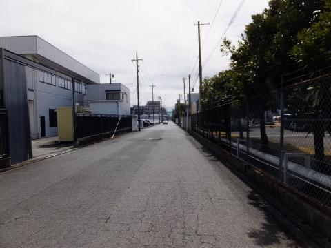 相模原市工業用水道みち