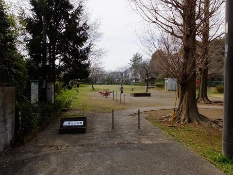 上溝川辺公園