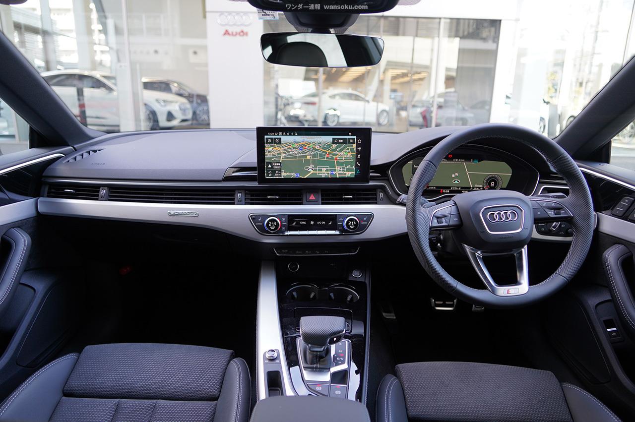 Audi A5 Sportback S line02
