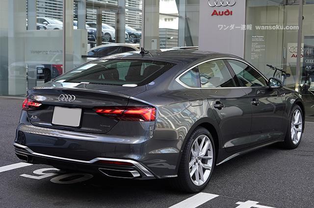 Audi A5 Sportback S line05
