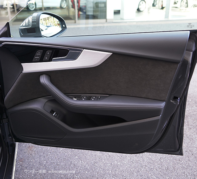 Audi A5 Sportback S line09