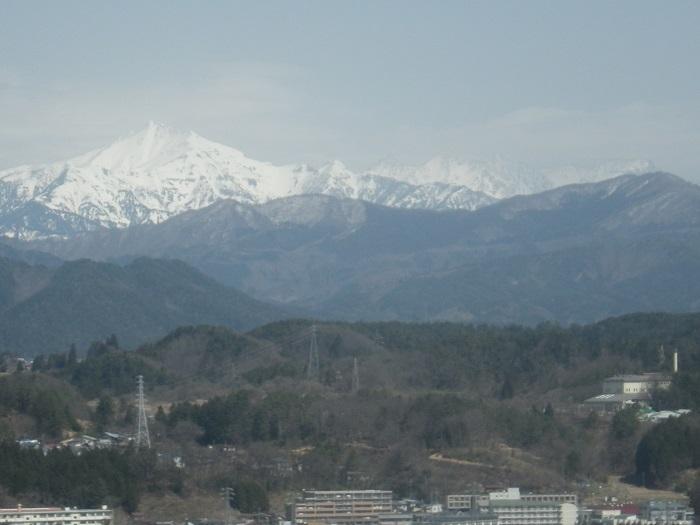 笠ヶ岳21_03_19