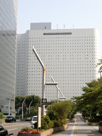 縮小新宿ワシントンホテル