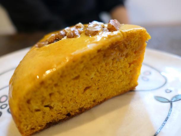 にんじん&くるみケーキ