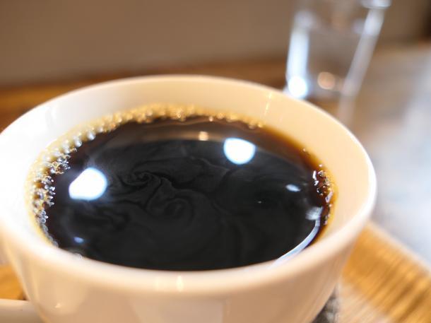 コーヒーとピスタチオとラズベリー