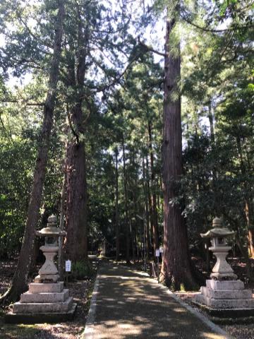 若狭彦神社 2