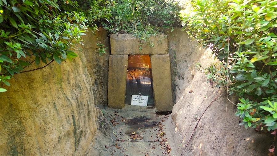 「鵜の木一丁目横穴墓群 六号墓」3