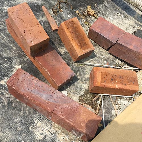 【DIY】畑にピザ窯とコンロを作る!⑤ ~ピザ窯のドームは耐火セメントで作る~⑧