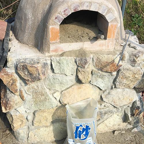 【DIY】畑にピザ窯とコンロを作る!⑦ ~夢のピザ窯が完成しました♪~①