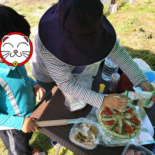【DIY】畑にピザ窯とコンロを作る!⑧ ~ピザパーティー~⑤