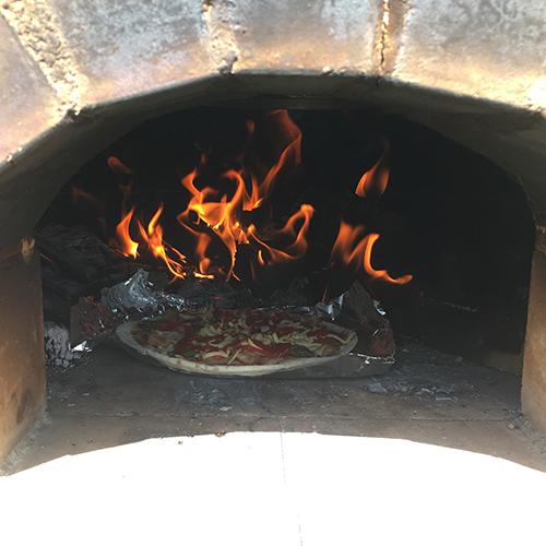 【DIY】畑にピザ窯とコンロを作る!⑧ ~ピザパーティー~⑦