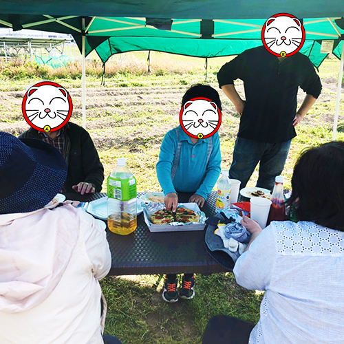 【DIY】畑にピザ窯とコンロを作る!⑧ ~ピザパーティー~⑩