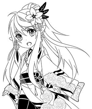 氷雅悠(Yu Hyouga)