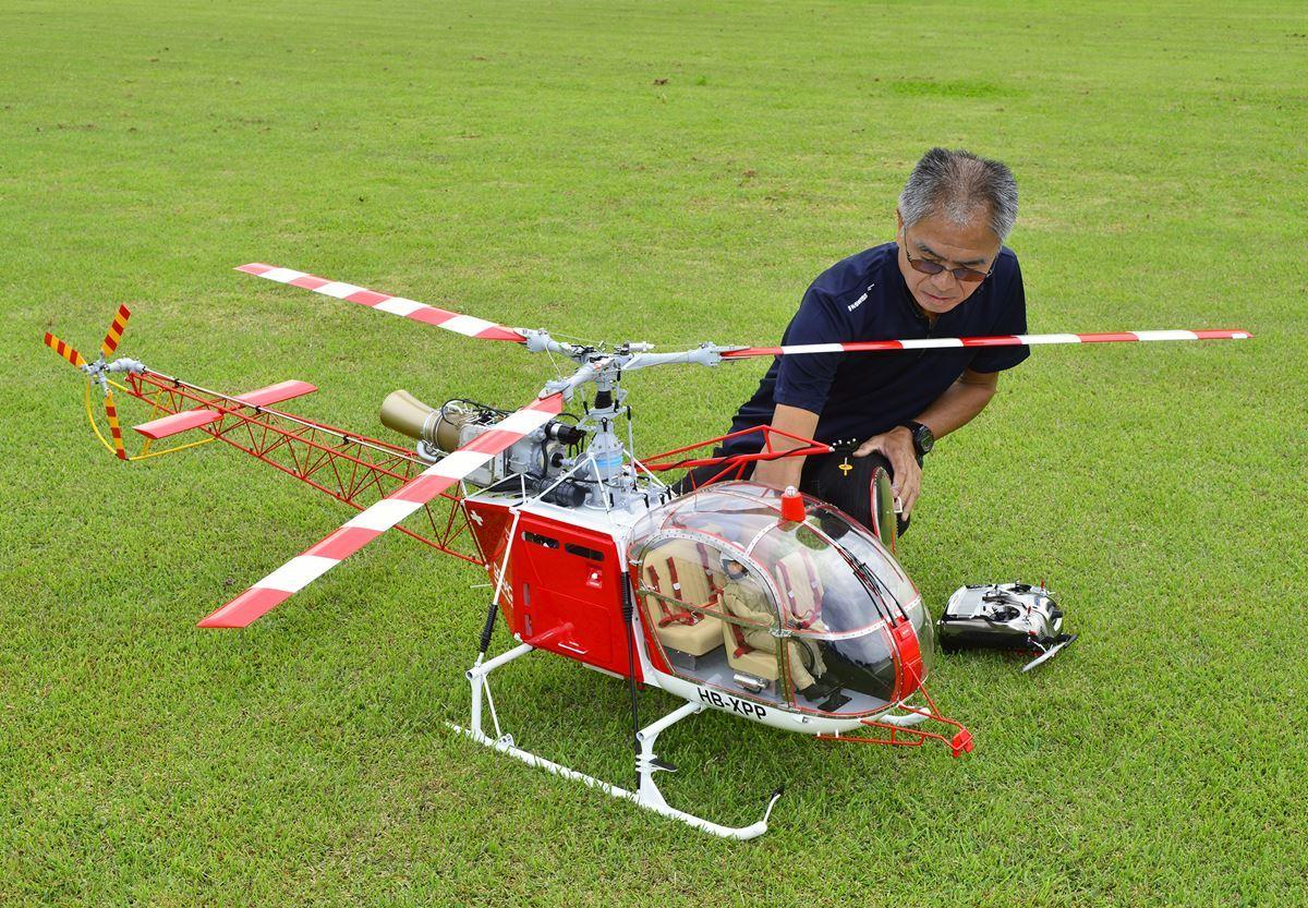 RCヘリコプター大集合2020003