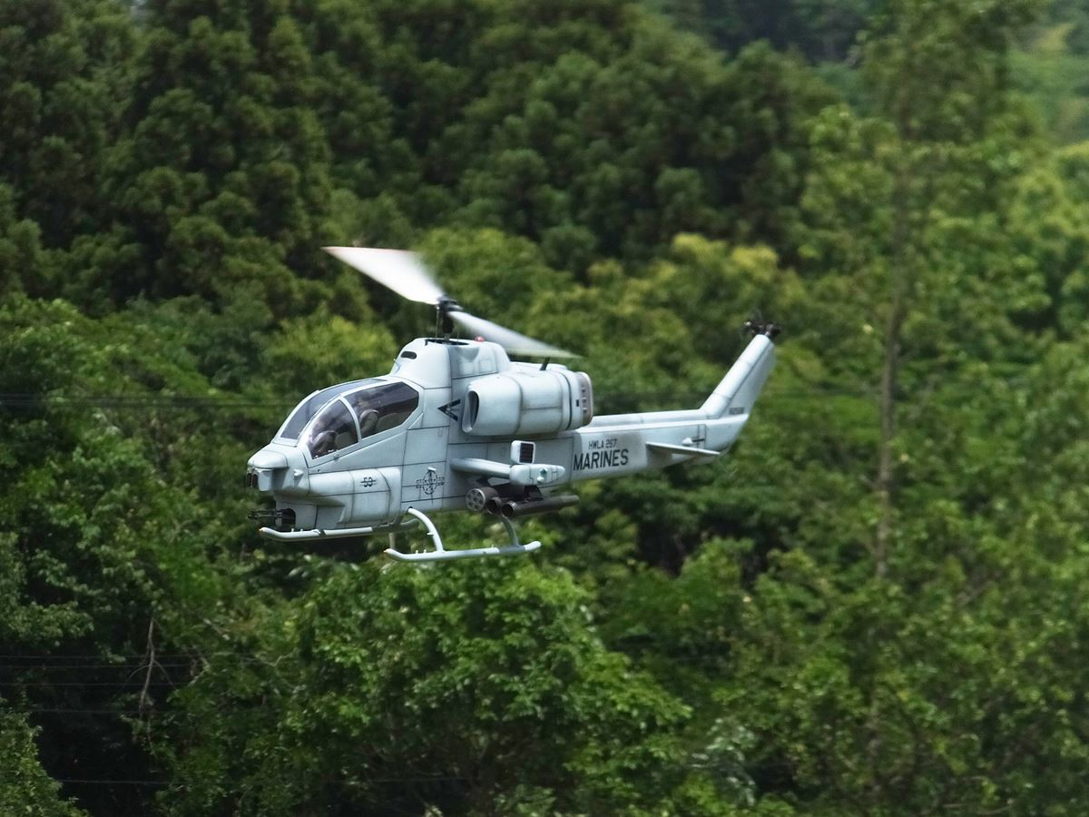 RCヘリコプター大集合2020011