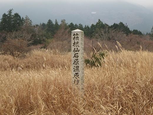 仙石原の碑