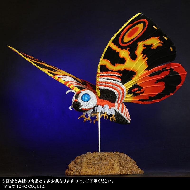 東宝大怪獣シリーズ 「ゴジラVSモスラ」 モスラ(1992) 完成品フィギュアFIGURE-123783_01