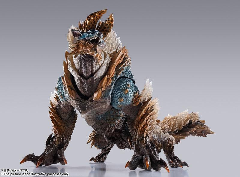 MonsterArts ジンオウガFIGURE-124253_02